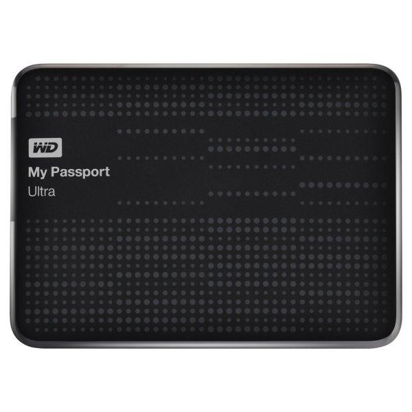 WD My Passport 1 TB Ultra Externe Festplatte (6,4 cm (2,5 Zoll) Recertified in schwarz € 44.99 @WDStore