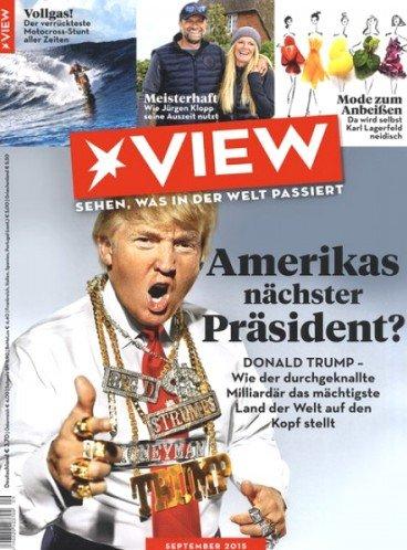 """Jahresabo der Zeitschrift """"VIEW"""" für 45,60€ mit 20,00€ Amazon-Gutschein - Effektivpreis: 25,60€"""