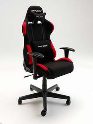 Gaming Bürostuhl DXRacer schwarz/rot WHD ab 200,84€ , NEU 223,16