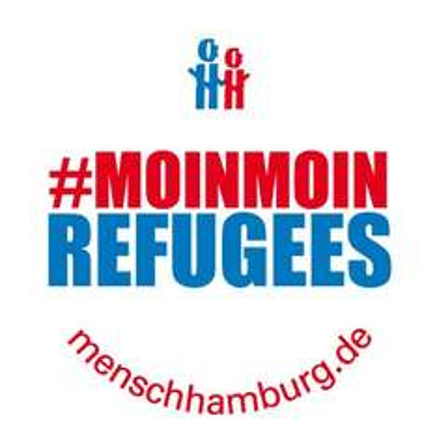 [LOKAL-HAMBURG] - Kostenlose Buttons - Moin Moin Refugess