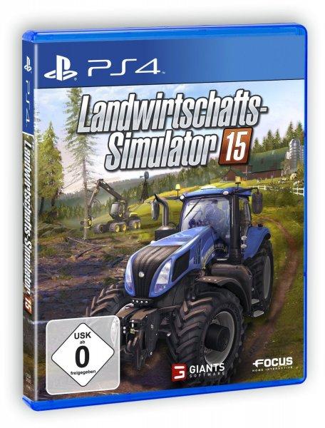 Landwirtschafts-Simulator 15 PS4/Playstation 4 @Digitalo zum BESTPREIS für 36,75 € statt 41,75 €