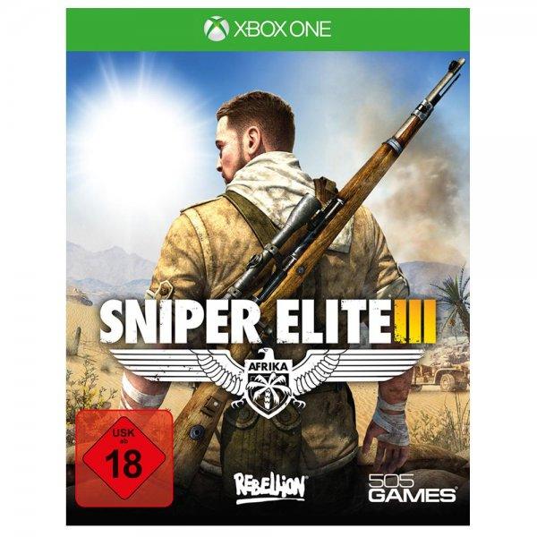 [@Redcoon] XBOX ONE XB1 Sniper Elite 3 Afrika für 19€ Versandkostenfrei
