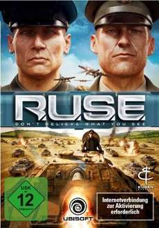 [Amazon Download] RUSE PC Download NUR 2,55€ Anstatt 8,49€