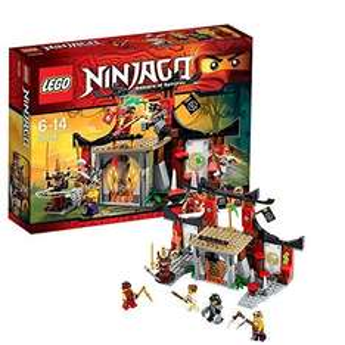 [Lego] Lego Ninjago 70756 Finale im Dojo 28,49€ - Ab 30,00€ Einkaufswert GRATIS SET Kais Wasserflitzer 30293