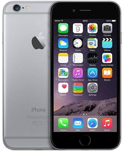 iPhone 6 64GB - wie neu - grau