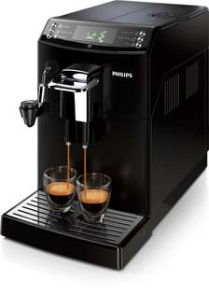 [Amazon] Philips HD8844/01 Kaffeevollautomat (Espresso + Kaffee) für 379€ & Saeco HD8768/21 für 459€