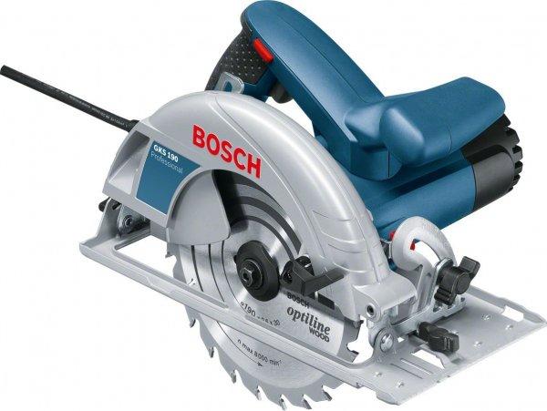 Bosch GKS 190 Professional Handkreissäge für 104,81 € @Amazon.it