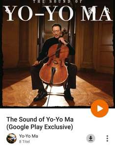 [Google Play] The Sound of Yo-Yo Ma (8 Titel) (oder: Ein Chinese mit dem Kontrabass)