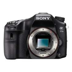 Sony Alpha 77 M2 + 18-55mm 3,5-5,6 SAM Objektiv für 851,99 € @Amazon.it