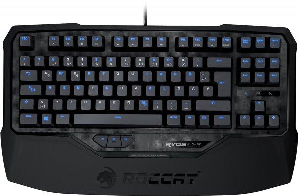 [Amazon.de] Roccat Ryos TKL Pro Tenkeyless Mechanical Gaming Tastatur (MX Key Switch braun)