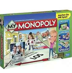 My Monopoly, Familien-Brettspiel, deutsche Version 7.36€ Mit Amazon Prime