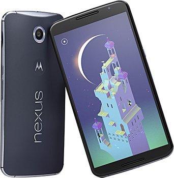 [Ebay] Motorola Nexus 6 LTE mit 64GB (5,96'' QHD AMOLED, 2,7 GHz Snapdragon 805 ,3 GB RAM, 3220 mAh mit Qi, Android 5.1) für 448,90€