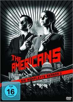 [Prime] The Americans Staffel 1