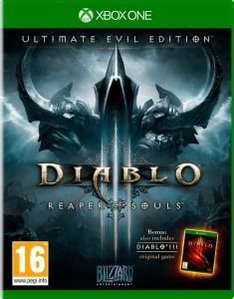 [zavii.com] Diablo III - Reaper of Souls : Ultimate Evil Edition (Xbox One)