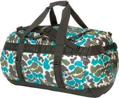 The North Face Base Camp Duffel Medium jaiden green/duckmo print @cortexpower.de