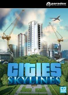[Steam] Cities Skylines PC/Mac €7.99 mit FB Gutschein @ cdkeys.com
