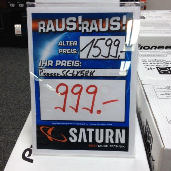 [Saturn Bremen lokal] Viele HiFi in Angebot