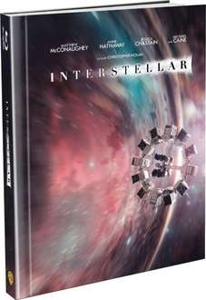 Interstellar (Limited 2-Disc Digibook Edition) [Blu-ray] inkl. Vsk für 23,57 € > [amazon.es]