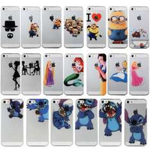 [ebay] Günstige iPhone 4/5/6 Cases mit verschiedenen Motiven