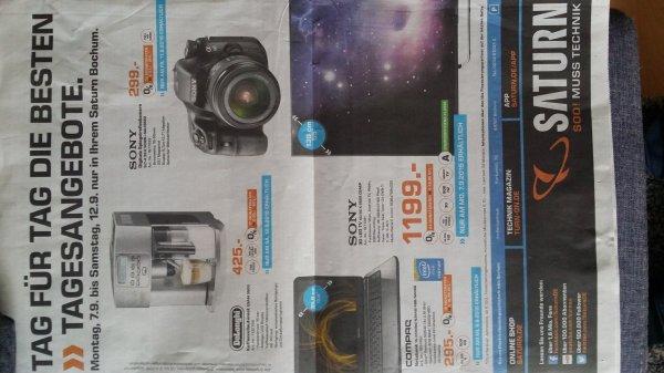 Saturn Bochum Sony 55X8505C 4K für 1199,- und weitere Tagesangebote