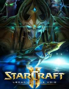 [Pre-Order - Battle.net] Starcraft II 2: Legacy of the Void für 24,43€ @ CDKeys