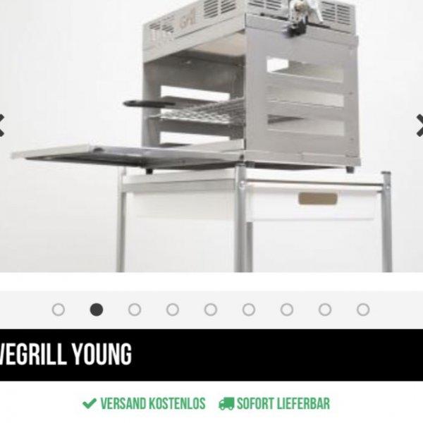 WEGRILL Young Steaks machen wie die Profis