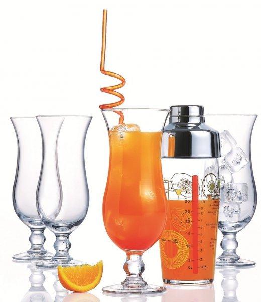 [lokal] Globus Güdingen: Luminarc Cocktail Starter Set, 5-teilig, Serie Hurricane 14,99€