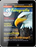 """2 digitale Ausgaben der Zeitschrift """"c't Digitale Fotografie"""" kostenlos"""