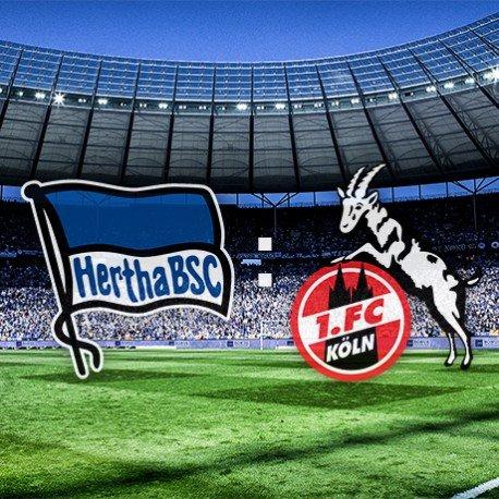 [LOKAL BERLIN] Nur heute: 20% Rabatt auf Tickets für das Spiel Hertha BSC - 1. FC Köln in ausgewählten Hertha Fanshops