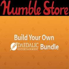 [STEAM] Build Your Own Daedalic Entertainment Bundle @ Humble Store