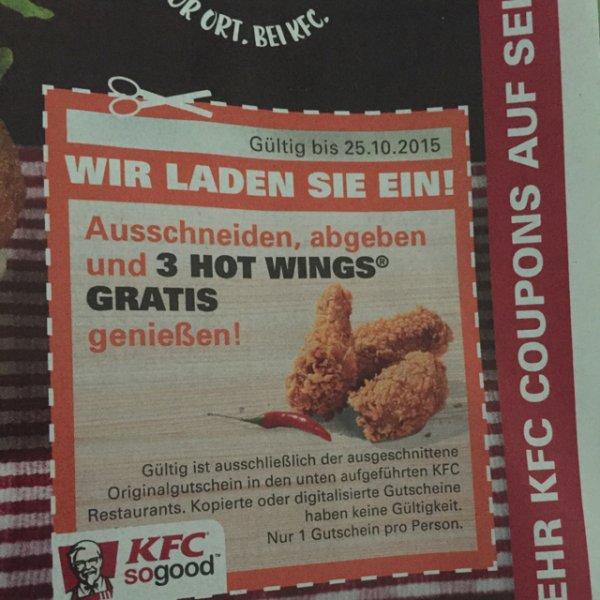(EinkaufAktuell)Braunschweig 3Hot Wings Gratis