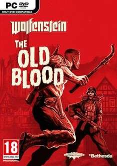 Wolfenstein: The Old Blood PC €6.80 bei www.cdkeys.com