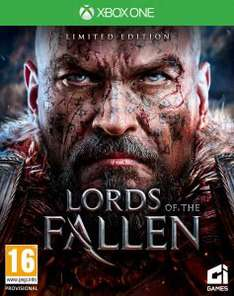 Lords of the Fallen: Limited Edition (Xbox One) für 19,40€ @Zavvi.com