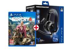 Headset Thrustmaster Y300P, für PS4 und PS3  + Far Cry 4 PS4 / @allyouneed.com