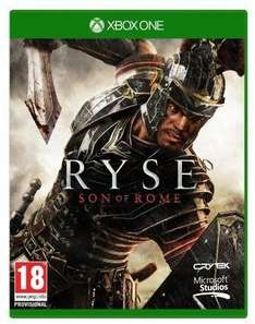 [Xbox One] Ryse: Son of Rome für 7,75€ bei CDKeys als Digital Download