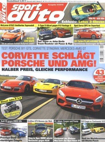 """Noch immer aktuell: Autozeitschriften (""""Auto, Motor und Sport"""", """"AutoStraßenverkehr"""", """"Sport Auto"""", """"Motorsport Aktuell"""", """"Motor Klassik"""", """"Youngtimer"""", """"Promobil"""", """"Caravaning"""") mit 20,00€ Gutscheinprämie (Amazon, Jet, BestChoice)"""