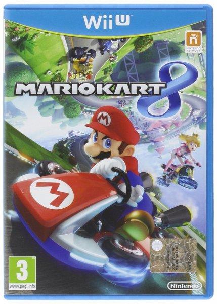 Mario Kart 8 Wii U für 38€ (inkl. Versand) bei amazon Italien