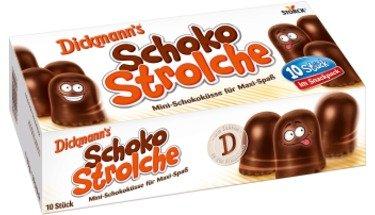 [GLOBUS MAINTAL] Dickmann's Schoko Strolche 24 Stück für 0,50€ // 10 Stück für 0,20€ // ÖLZ 2 Schoko Muffins mit Schokolinsen für 1,00€ [MHD]