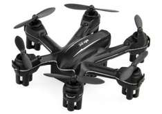 MJX X901 / X900 Mini 2.4Ghz RC Hexacopter - BLACK