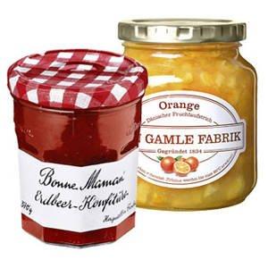 [real,- offline] Bonne Maman-/Den Gamle-Marmelade
