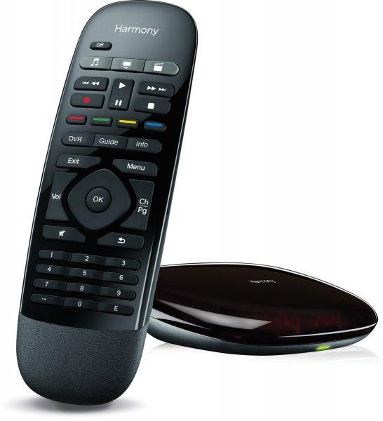 Logitech Harmony Universal Fernbedienung + Smart Control Hub für 65€ inkl. Versand