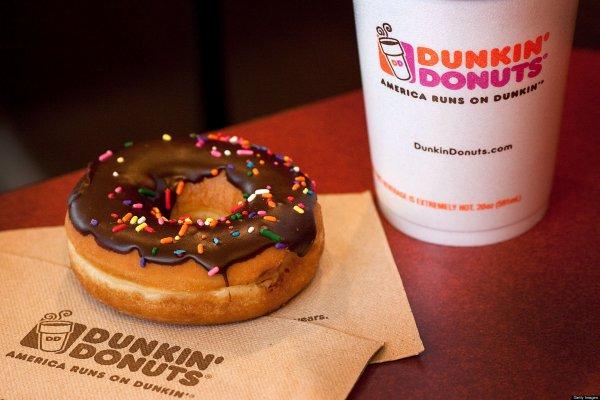 2 Dunkin Donuts und 1 Latte Macchiato für 1,99 Euro statt 6,29 Euro (nur Hamburg)