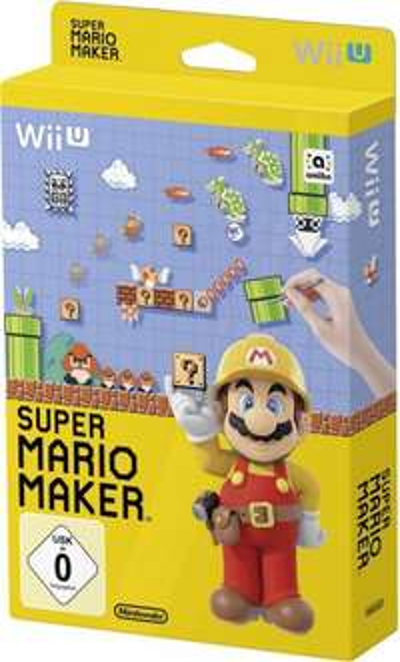 [digitalo] Super Mario Maker (WiiU) für 37,49€ mit Sofortüberweisung