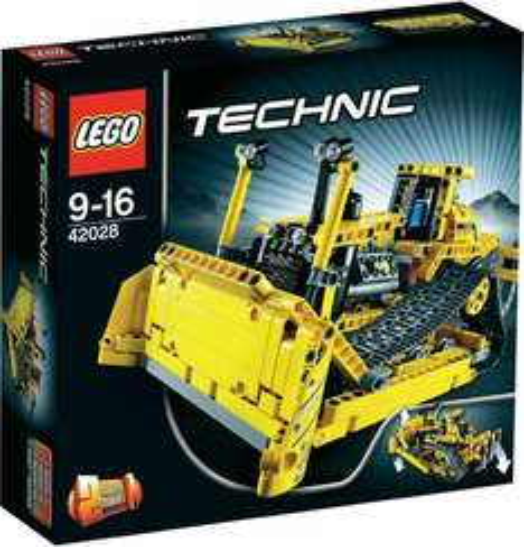 (SMDV) Lego® Technic 42028 Bulldozer durch Gutschein für 23,81 ohne VSK