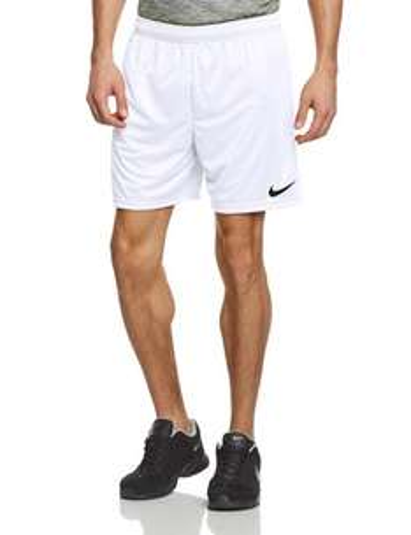 Nike / Sporthose Park IV ohne Innenslip / Größe XXL / Farbe Weiß / @Amazon Prime (Adidas Hose XS für 8,94 € (ohne Prime) im ersten Kommentar)