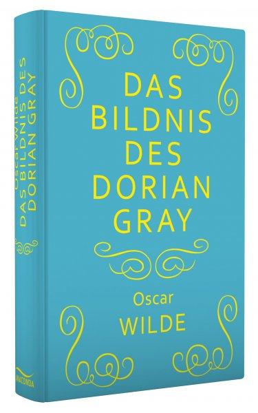 Das Bildnis des Dorian Gray (Cabra-Lederausgabe) Buch für 2,40€ @Thalia.de