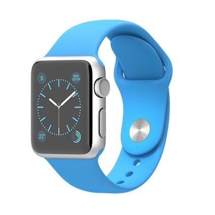 [digitec.ch]Apple Watch Sport  blau 38mm 299 CHF(272,50€)