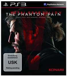 Metal Gear Solid V: The Pahntom Pain (PS3) für 29,69€