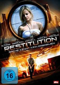 Amazon Prime: DVD Restitution - Rache kennt kein Erbarmen   - Nur 1,61 €