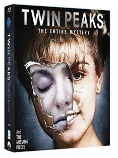 Twin Peaks - The Entire Mystery [Blu-ray] inkl. Vsk für 42,18 € > [amazon.it]